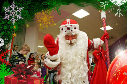 Приглашаем на новогоднее представление 24 декабря